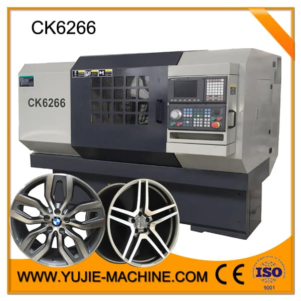 2nd Generation 26 Quot Alloy Wheel Repair Cnc Lathe Machine